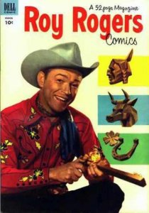 Roy Rogers Comics (1948 series) #63, Fair+ (Stock photo)