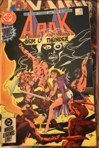 Arak Son of Thunder 43 VF/NM