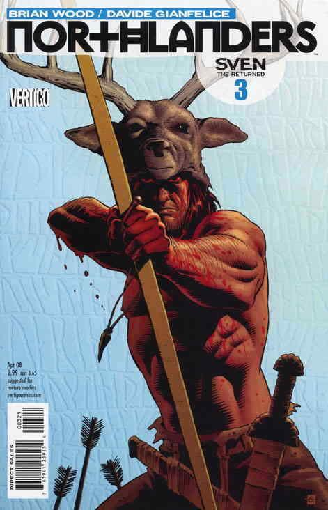 Northlanders #3A VF/NM; DC/Vertigo | save on shipping - details inside