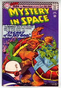 Mystery in Space #109 (Aug-66) VF+ High-Grade Ultra the Mult-Man