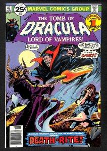 Tomb of Dracula #47 (1976)