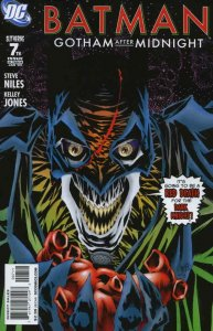 Batman: Gotham After Midnight #7 VF/NM; DC | save on shipping - details inside