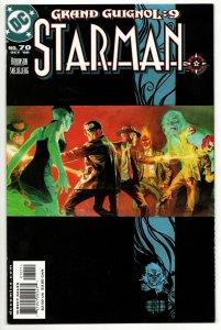 Starman #70 (DC, 2000) FN