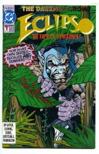 Eclipso #1 comic book First issue DC 1992