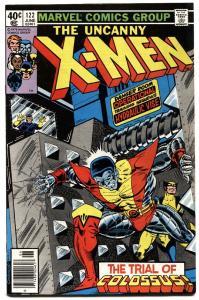 X-MEN #122--COLOSSUS COVER-1979-HIGH GRADE MARVEL