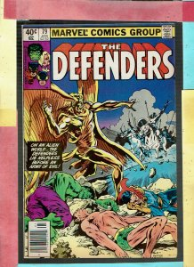 THE DEFENDERS 79