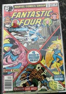 FANTASTIC FOUR #201 (Marvel,1978) Condition NM