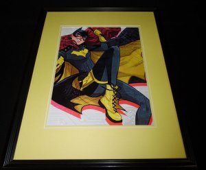 Batgirl 2015 DC New 52 Framed 11x14 Photo Poster