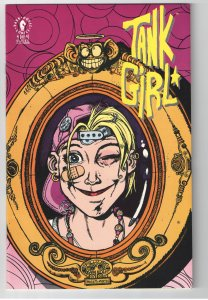 TANK GIRL 4 VF/NM 9.0 (1991) hard to find.Part 4 of 4.