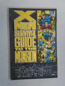 X-Men Survival Guide to the Mansion #1 8.0 VF (1993)