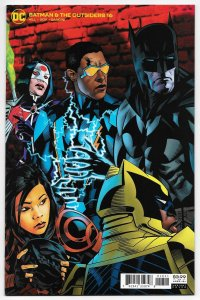 Batman And The Outsiders #16 Michael Golden Variant (DC, 2020) NM