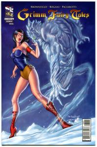 GRIMM FAIRY TALES #84 B, NM-, 2005, 1st, Good girl, Jack Frost,more GFT in store