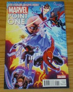 Point One #1 VF/NM; Marvel 1st appearance of nova (sam alexander)