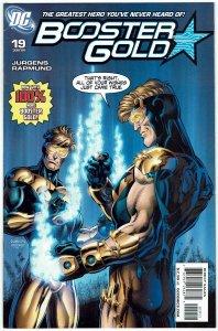 Booster Gold #19 (2007 v2) Dan Jurgens NM-