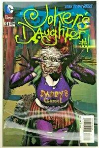 BATMAN THE DARK KNIGHT#23.4 NM 2013 JOKERS DAUGHTER DC COMICS THE NEW 52!