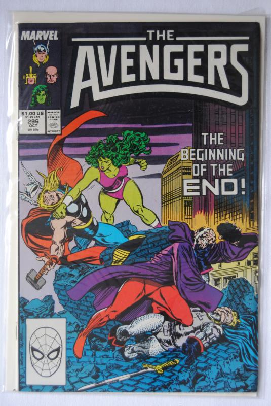 The Avengers, 296