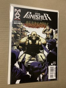 Punisher Presents Barracuda Complete Limited Series Marvel Max
