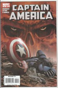 Captain America #31 (Oct-07) NM Super-High-Grade Captain America
