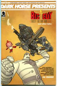 DARK HORSE PRESENTS #1, NM, Geoff Darrow, Big Guy, Rusty Boy Robot, 2014, A