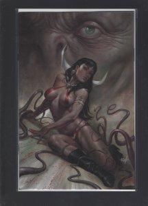 Vampirella #15 Parillo Limited Edition Cover SRP 50.00