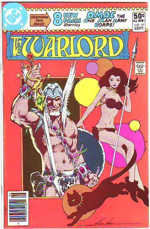 Warlord, The #37 (Sep-80) NM/NM- High-Grade Warlord