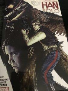 Marvel Star Wars HAN SOLO Mint Paperback
