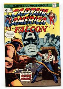 CAPTAIN AMERICA #179 Hawkeye issue comic book Marvel VF-