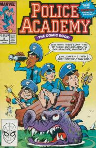 Police Academy #2 FN; Marvel | save on shipping - details inside