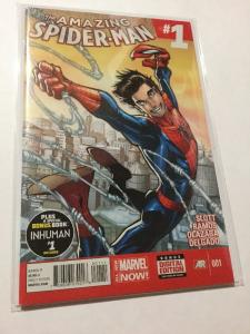 Amazing Spider-Man 1 NM Near Mint (2014)
