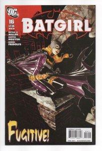 BATGIRL #16, NM-, Bryan Miller, DC, 2009, more in store