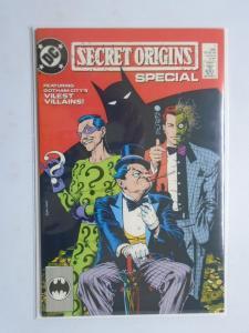 Secret Origins Special (1989) #1 - 8.5 VF+ - 1989