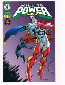 Will To Power # 1 Dark Horse Comic Books Awesome Issue Modern Age WOW!!!!!!! S41