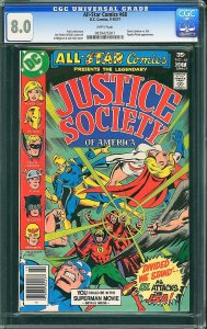 All-Star Comics #68 (DC, 1977) CGC 8.0