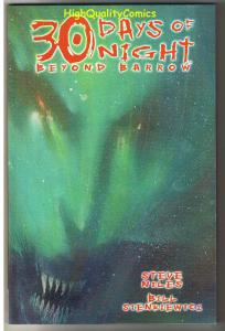 30 DAYS of NIGHT,  GN, NM,Vampires,2008, unread, Steve Niles, Bill Sienkiewicz