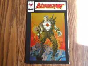 Bloodshot # 1 Classic Barry Windsor-Smith Cover WOW!! High Grade 9.4 or Better