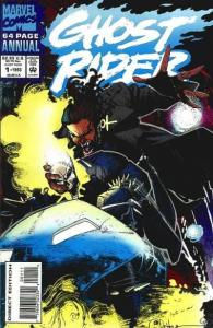 Ghost Rider (1990 series) Annual #1, NM (Stock photo)