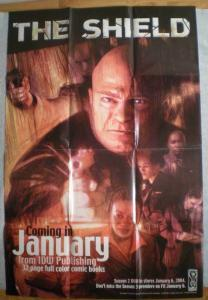 The SHIELD Promo poster, 24x36, 2003, TV, Unused, more Promos in store