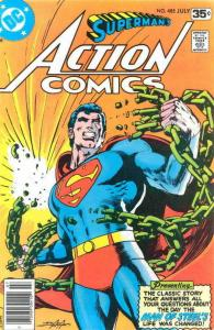 ACTION COMICS #485, VF/NM, Superman, Neal Adams, DC, 1938 1978  more DC in store