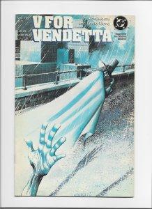 V for Vendetta #7 (1989) VF 8.0 JW221