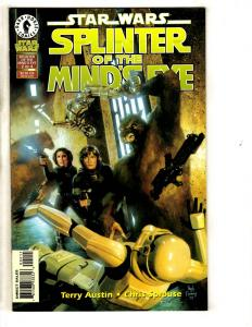 Star Wars Splinter Of The Mind's Eye # 2 NM Dark Horse Comic Book Chewy SS10