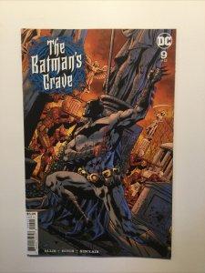 The Batmans Grave 9 Near Mint Nm Dc Comics