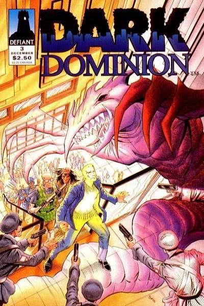 Dark Dominion #3, NM (Stock photo)