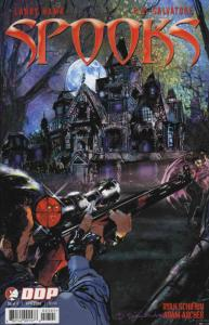 Spooks #3A VF/NM; Devil's Due   save on shipping - details inside