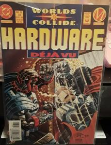 DC COMICS-HARDWARE #17-DATED:1993-GREAT COMICBOOK!!