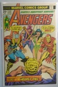 Avengers (1st Series) #133, 6.0/FN (1975)