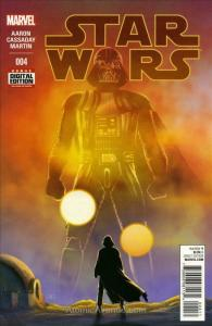 Star Wars (2nd Series) #4 VF/NM; Marvel | save on shipping - details inside