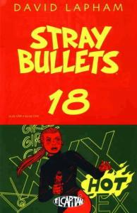 Stray Bullets #18 VF/NM; El Capitan | save on shipping - details inside
