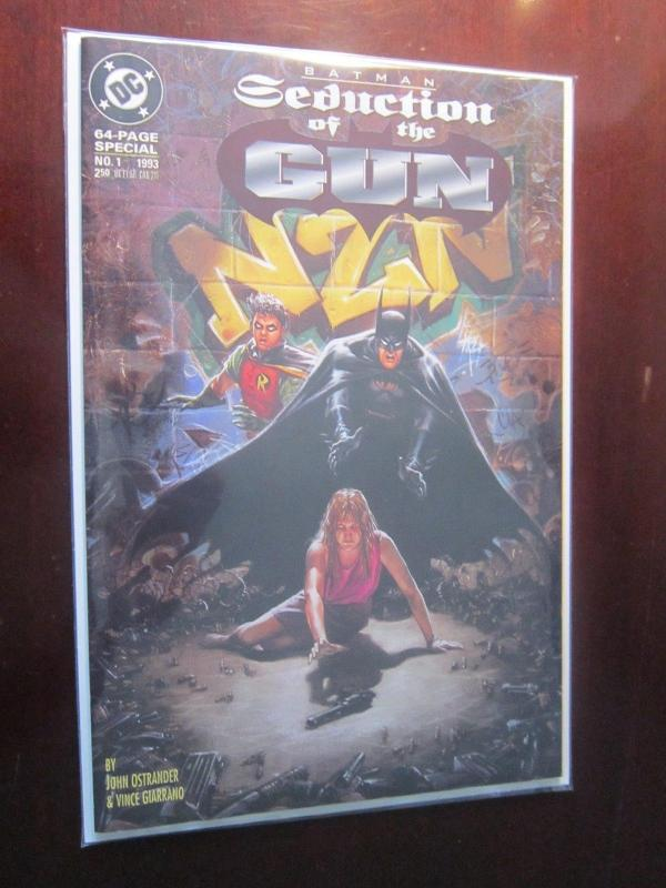 Batman Seduction of the Gun #1 - 6.0 - 1993
