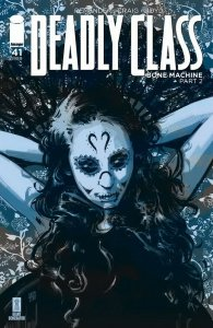 DEADLY CLASS (2013 IMAGE) #41 VARIANT CVR B FUSO PRESALE-10/30