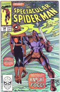 Spider-Man, Peter Parker Spectacular #166 (Sep-90) NM/NM- High-Grade Spider-Man